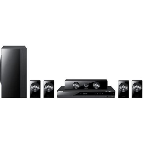 samsung ht d550 home theater system ht d550 b h photo