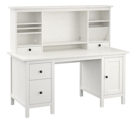 white desk with drawers white desk with drawers on both sides