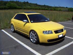 Audi A3 1 8 T Kw Audi A3 1 8 T Technical Details History Photos On Better