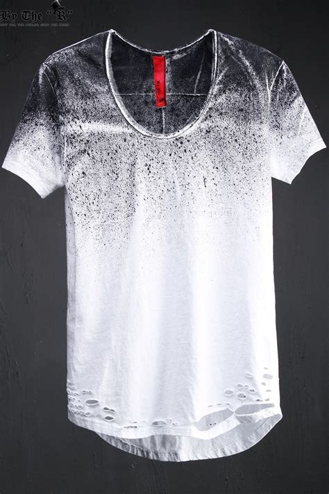 spray painting clothes byther s casual one size custom black spray paint