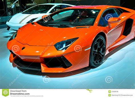 Lamborghini Stock Lamborghini Royalty Vrije Stock Afbeeldingen Beeld 21929139