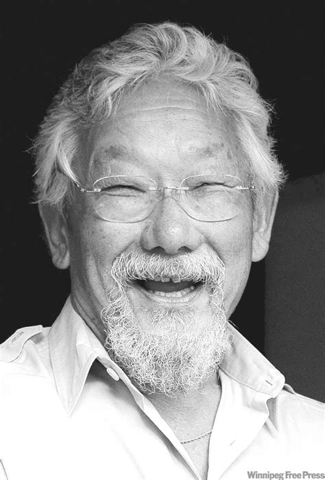 David Takayoshi Suzuki David Suzuki A Great Canadian Thinglink