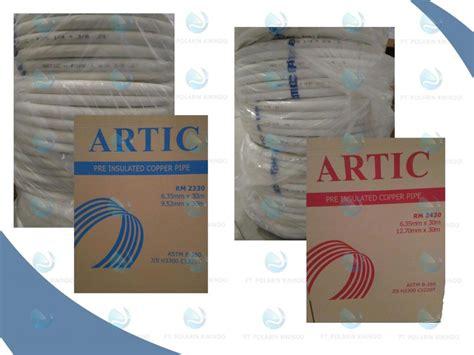 Pipa Ac 1 Pk Artic Pipa Ac Artic Jual Harga Pipa Tembaga Artic Murah Di