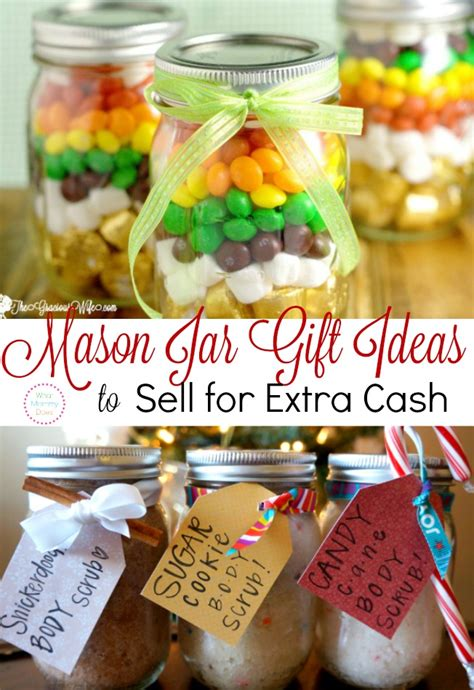 13 mason jar crafts to make sell for extra cash what
