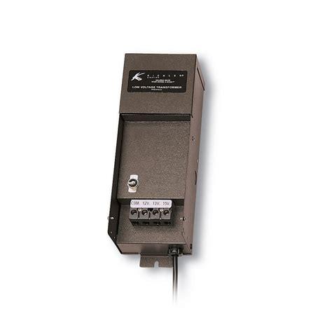kichler landscape lighting transformers kichler landscape transformer 600w manual textured