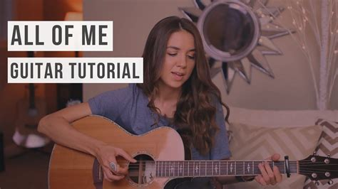 tutorial guitar of all of me all of me john legend guitar tutorial easy chords