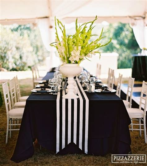 i am a in wedding inspiration the black white theme