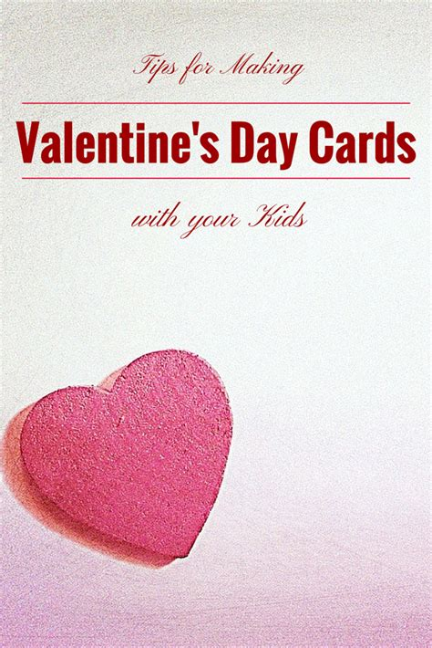 valentines day cards to make tips for s day cards with your