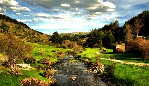 spanish nature of photographs 0714865702 fonds d ecran espagne photographie de paysage ruisseau nuage herbe nature t 233 l 233 charger photo