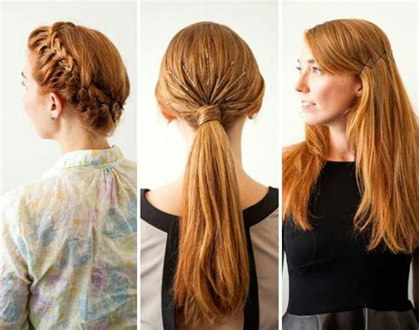 easy hairstyles without bobby pins bobby pin hairstyles hairstyles ideas