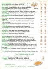 le comptoir a pizzas 224 charlieu carte menu et photos