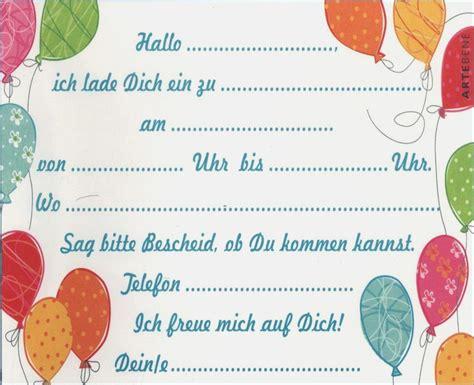 kindergeburtstag einladungen vorlagen kostenlos