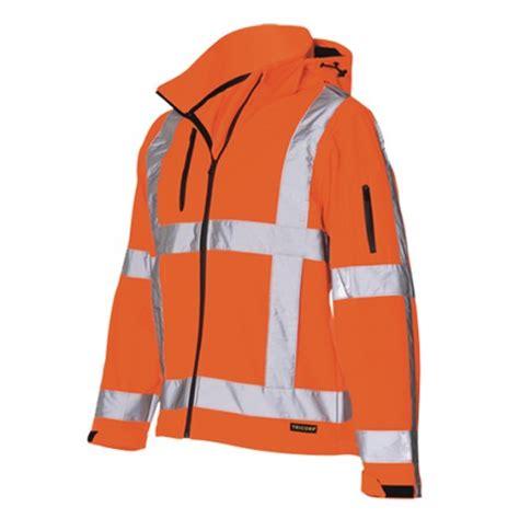 Caterpillar Safety Shell Oxford softshell jas tricorp tjr3001 met reflectie en471 rws