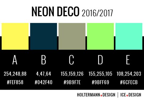 web colors 2017 color predictions 2016 2017 holtermann design llc