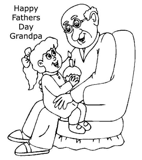 printable birthday cards for grandpa coloring birthday cards for grandpa pictures to pin on