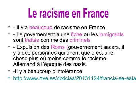 Le Résumé Definition Le Racisme San Rom 225 N