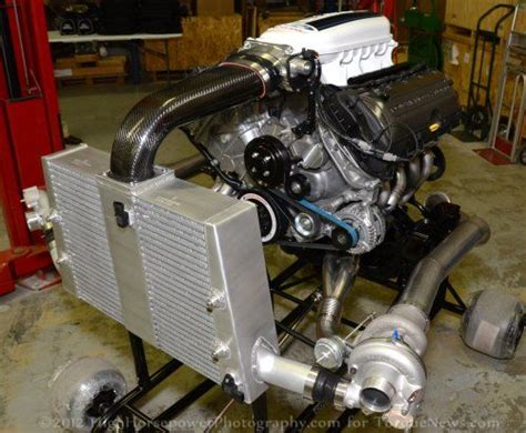 engine   ford racing twin turbo cobra jet concept torque news