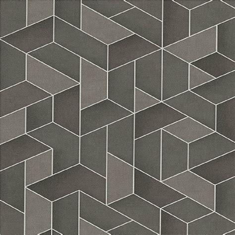 Retro Wall Murals erismann levante 3d geometric textured embossed vinyl