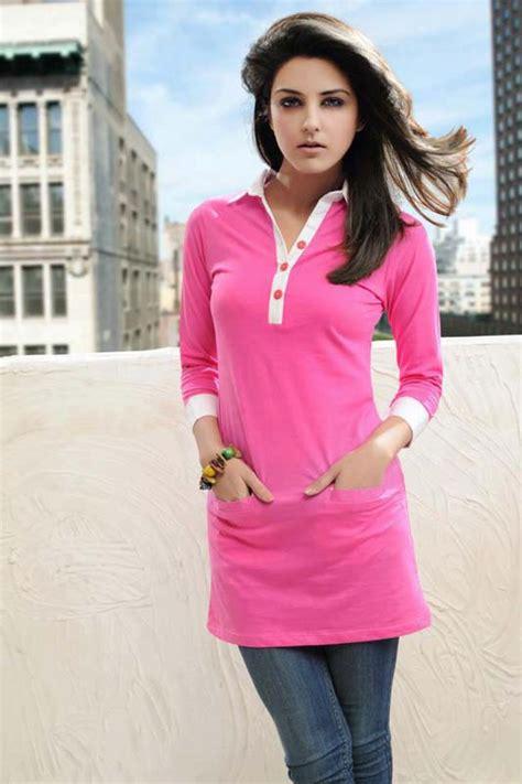 Simply Look Sl 0216007 Blus Muslim big summer dresses polo shirts for