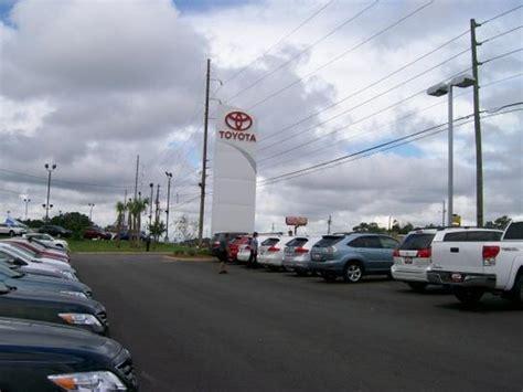 Toyota Dealers In Alabama Toyota Of Dothan Car Dealership In Dothan Al 36301 5059
