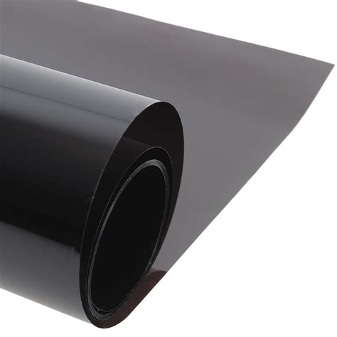 tint film for house windows 50cm x 300cm dark black car window tint film glass vlt 5 roll 1 ply car jpg