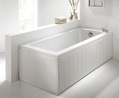 plastic tongue and groove for bathrooms tongue and groove high gloss white 2 piece adjustable bath
