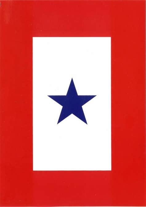 printable blue star banner jimnicar the ut history corner