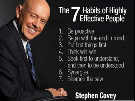 The 7 Habits Of Highly 7 Habits Of Highly Effective By Stephen Covey