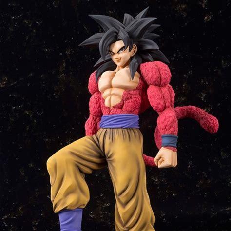 Figuarts Zero Goku by Figuarts Zero Goku Saiyan 4