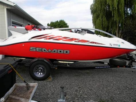 used jet boats for sale washington 2005 used sea doo 200 speedster jet boat for sale