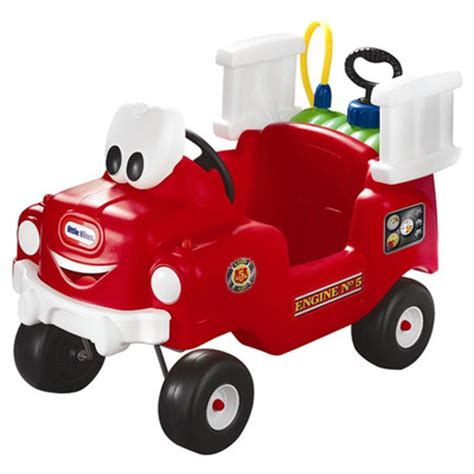 Tikes Spray N Rescue Truck tikes spray and rescue push truck reviews wayfair