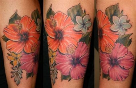 tattoo pictures hawaiian flowers 36 beautiful hawaiian flower tattoos