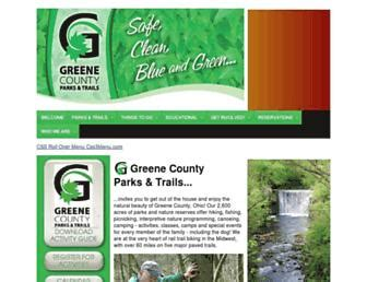 gcparkstrails.com. greene county parks & trails, oh