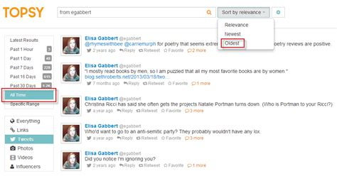 How To Search S Tweets Find Your Tweets How To See Your Tweet Wordstream