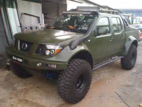 Nissan Frontier Offroad Nissan Frontier Wheels On And Road