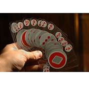 Invisible Playing Cards Are Waterproof Clear Plastic And