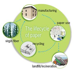 How To Make Paper Cycle - are you using less paper the official wisdomjobs