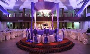 purple wedding decorations purple wedding decoration ideas