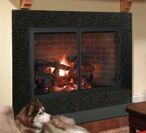 Heatilator Fireplace Reviews by Heatilator Icon 100 50 Inch Wood Burning Fireplace