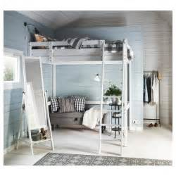 Twin Loft Bed With Desk And Storage Stor 197 Loft Bed Frame Black Ikea In Stor 229 Loft Bed Frame