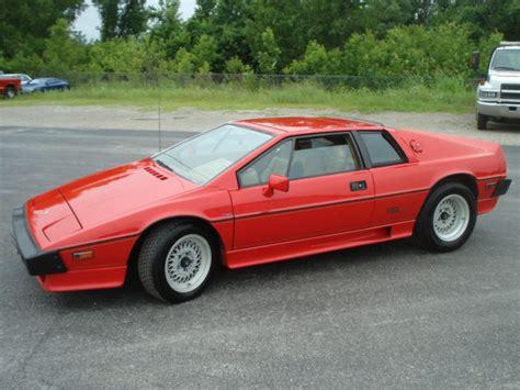 1986 lotus esprit car photo and specs 1986 lotus esprit turbo hci rare for sale photos technical specifications description