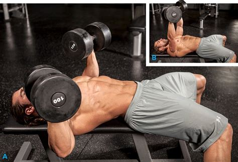 bench exercises for chest 10 best chest exercises for building muscle