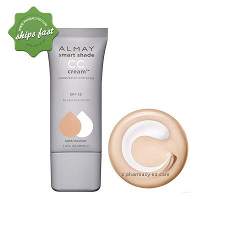 almay smart shade cc light medium what is the difference between almay cc and a bb