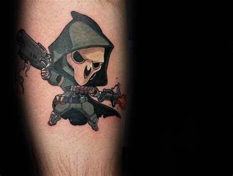 tattoo 3d games 40 overwatch tattoo designs for men video game ink ideas