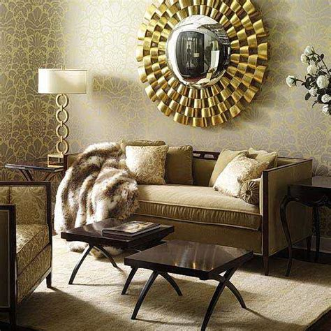 living room wall decor mirrors ideas  photo