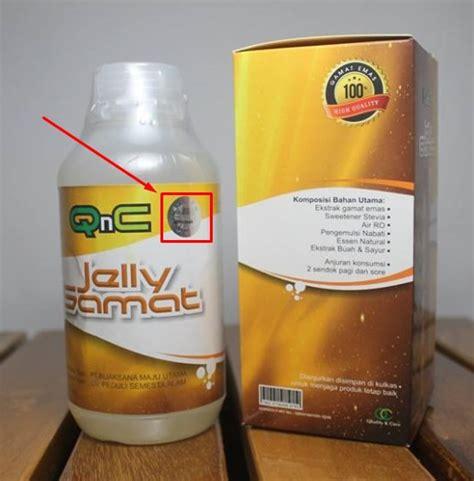 Harga 1 Botol Qnc Jelly Gamat komposisi cara pembuatan dan packing qnc jelly gamat