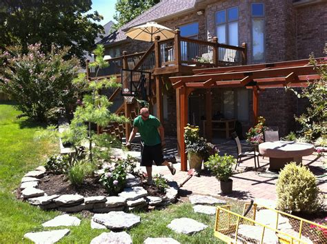 Landscaping Springfield Missouri Vision Landscape Landscaping Springfield Mo