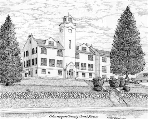 Okanogan County Court Records Washington State Courts Washington State Courthouse Tour