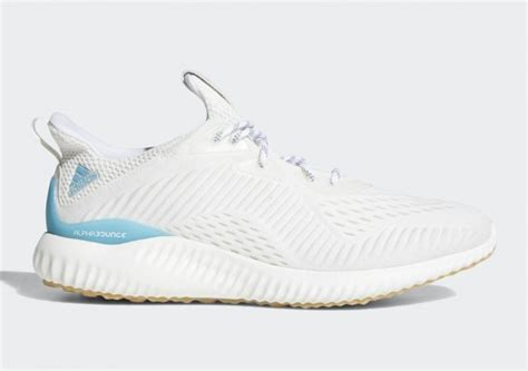 Parley X Adidas Alphabounce parley for the x adidas collection printemps 2018