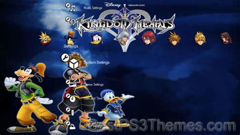 themes kingdom hearts ps3 kingdom hearts 5 best ps3 themes